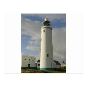 davewilks Hurst Lighthouse, Hampshire Postcard