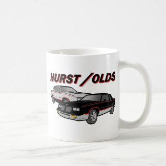 Hurst/Olds Coffee Mug