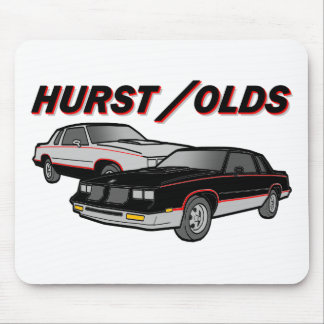 Hurst/Olds Mouse Pad