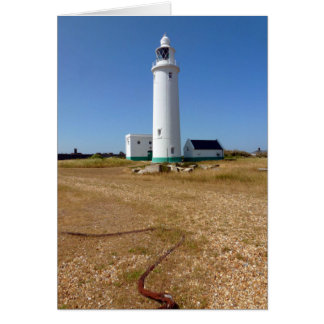 Hurst Point Lighthouse Card