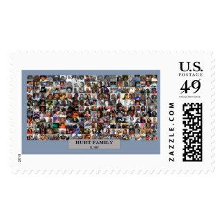 Hurt Family Stamp