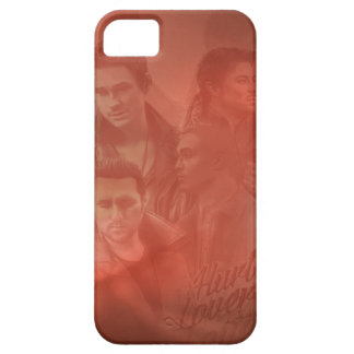 Hurt Lovers Orange iPhone 5 Case