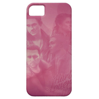 Hurt Lovers Pink iPhone 5 Case