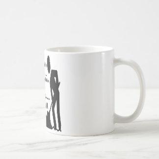 Hurt Me You're Gonna Feel Pain Coffee Mug
