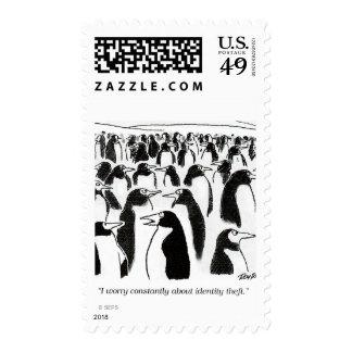 Hurto de identidad sellos