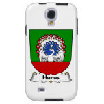 Hurus Family Crest Galaxy S4 Case