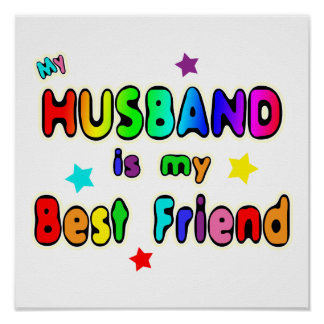 Husband Best Friend Poster