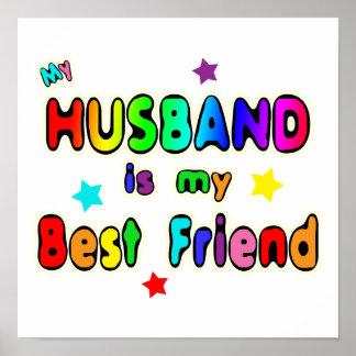 Husband Best Friend Poster