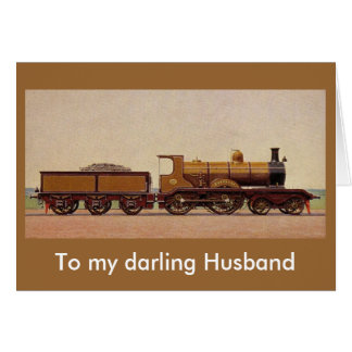 Husband Card