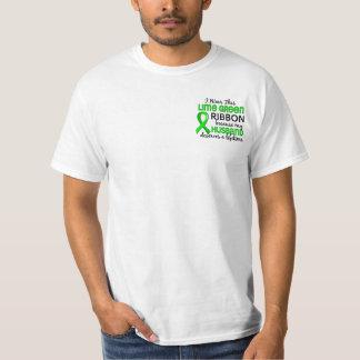 Husband Deserves Lifetime Lymphoma T-Shirt