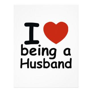 husband design letterhead