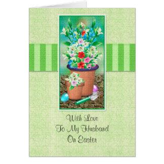 Husband Easter Card