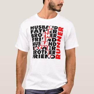Husband, Father, RUNNER T-Shirt