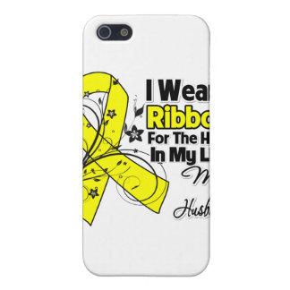 Husband Hero in My Life Sarcoma iPhone 5 Covers