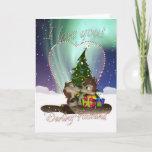 "Husband I Love You Christmas Card With Loving Squi<br><div class=""desc"">Husband I Love You Christmas Card With Loving Squirrels</div>"