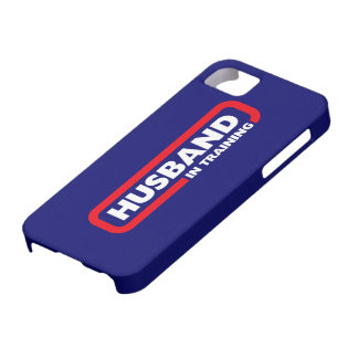 Husband in Training iPhone SE/5/5s Case