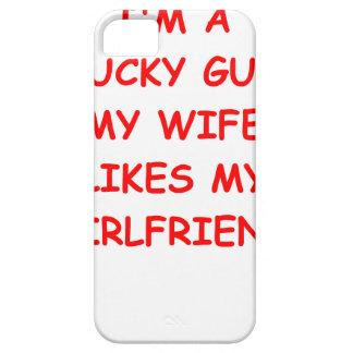 husband iPhone SE/5/5s case