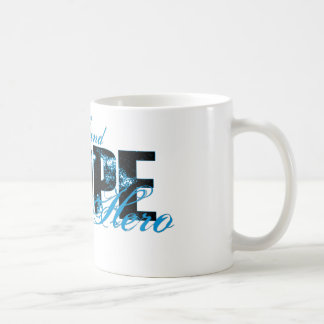 Husband My Hero - Prostate Hope Coffee Mug