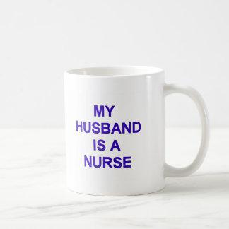 Husband Nurse Coffee Mug