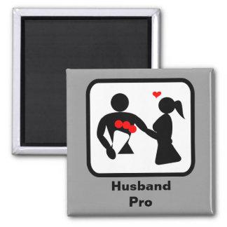 Husband Pro Magnet