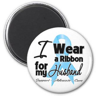 Husband - Prostate Cancer Ribbon Magnets