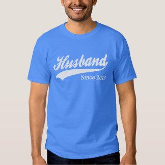 Husband Since 2013 T Shirt