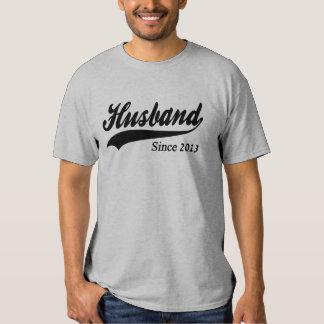 Husband Since 2013 T-Shirt