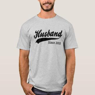Husband Since 2015 T-Shirt