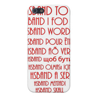 Husband To Be iPhone SE/5/5s Cover