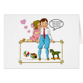 Husband to Wife-Humor/Valentine's Day Greeting Card