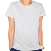 Husband Violet Ribbon-  Hodgkins Lymphoma T-shirt