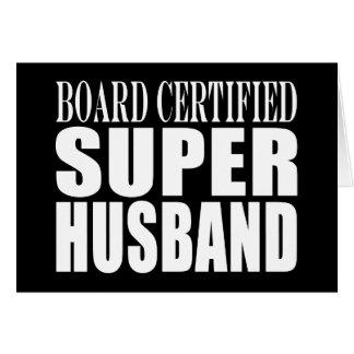 Husbands Anniversaries Birthdays : Super Husband Greeting Cards