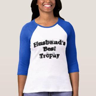 Husband's Best Trophy T-Shirt