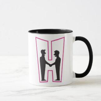 "Husbands ""H"" Mug"