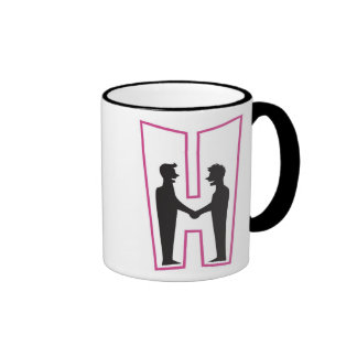 "Husbands ""H"" Mug"