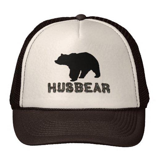 Husbear Trucker Hat