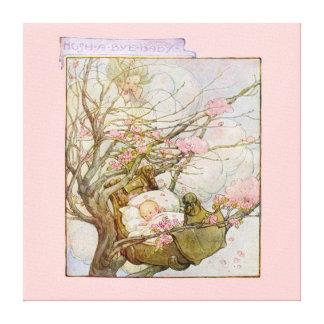 Hush-A-Bye-Baby Canvas Print