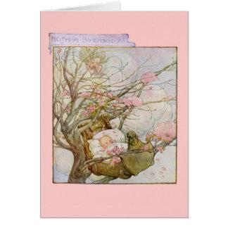 Hush-A-Bye-Baby Card
