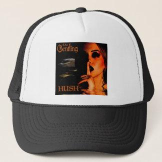 """""""Hush"""" album cover Hat"""