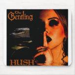 """Hush"" album cover Mousepad"