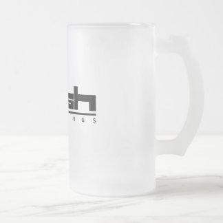Hush Beer Mug