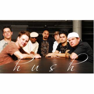 Hush Group Photo Sculpture