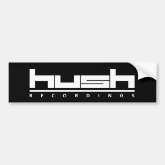 Hush Landscape sticker Car Bumper Sticker