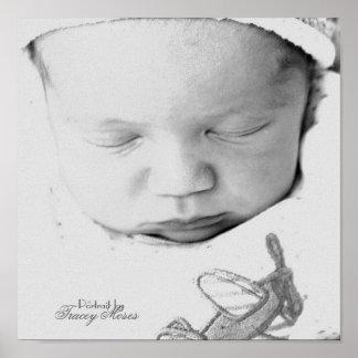 Hush lil' baby poster