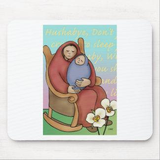 Hushabye Mama Mouse Pad