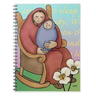 Hushabye Mama Notebook