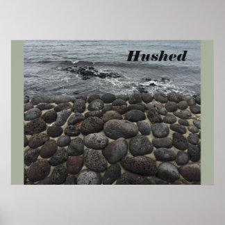 Hushed Poster