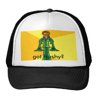 hushyzadodo, Got Hushy? Trucker Hat