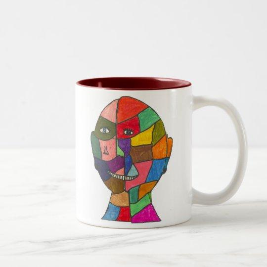 Huske-Johanna S Two-Tone Coffee Mug
