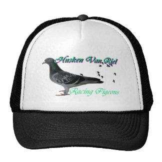 Husken Van Riel Racing pigeons Mesh Hats